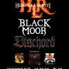 HLR, Black Moor & Dischord at the Cellar Nov. 26th, 10PM!