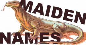 Maiden Names