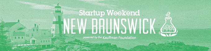 newbrunswick startup weekend