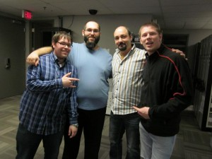 AgainstTheMat and Jimmy Korderas