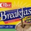 Instant Breakfast