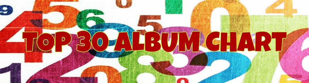 CHSR's Top 30 Album Chart
